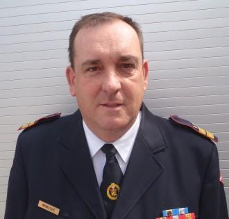 Zamjenik zapovjednika Robert Hranilović