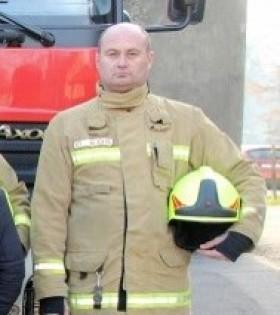 Pomoćnik vatrogasnog zapovjednika za tehniku i opremu Darinko Kos