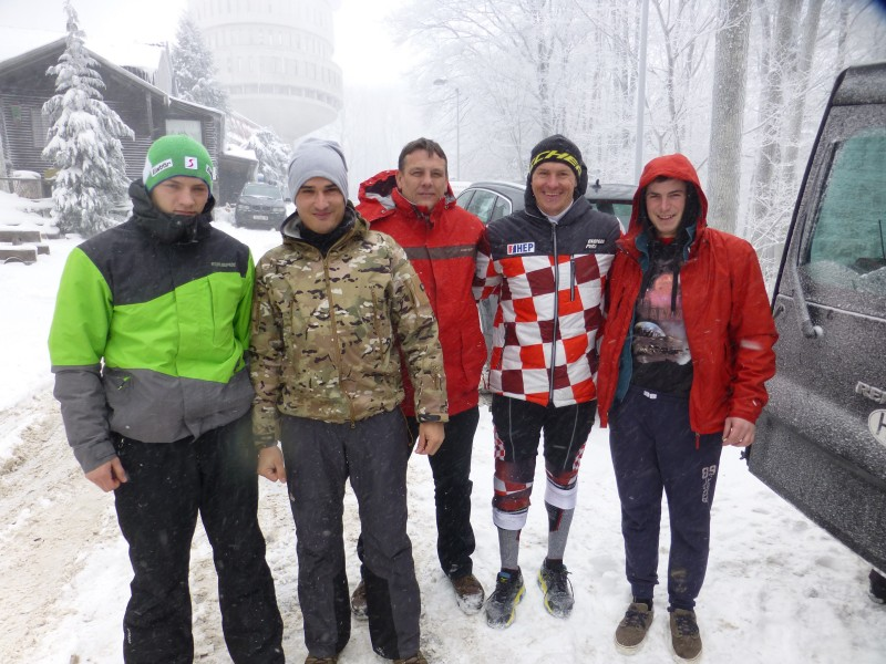 Bruno Golub, Tin Butala, Denis Buturajac